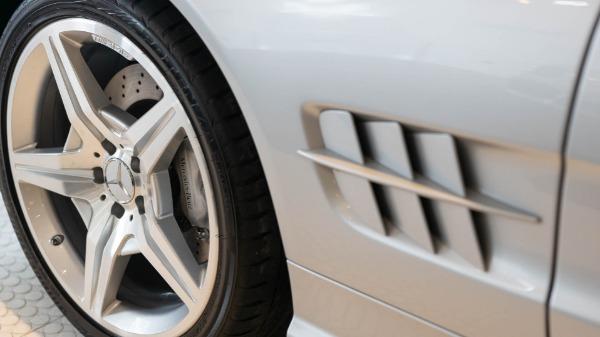 Used 2009 Mercedes-Benz SL-Class SL 550   San Francisco, CA