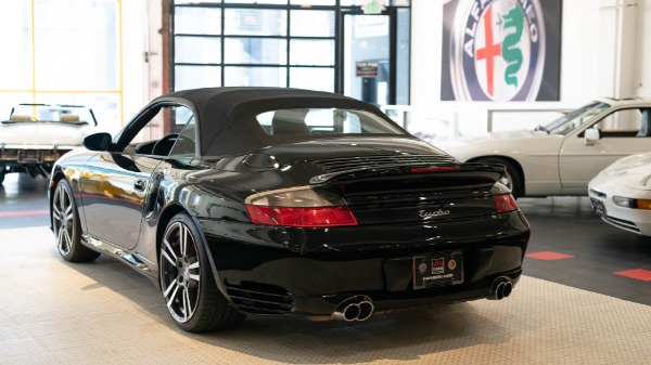 Used 2004 Porsche 911 Turbo | San Francisco, CA