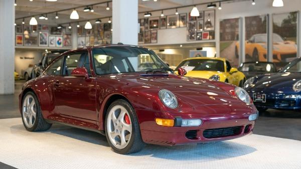 Used 1996 Porsche 911 Carrera 4S | San Francisco, CA