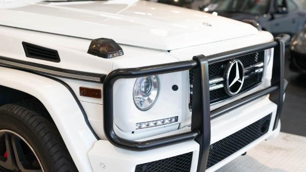 Used 2015 Mercedes-Benz G63 AMG DESIGNO EDITION | San Francisco, CA