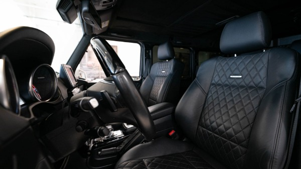 Used 2015 Mercedes-Benz G63 AMG DESIGNO EDITION | San Francisco, CA