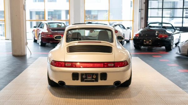 Used 1995 Porsche Carrera Carrera | San Francisco, CA