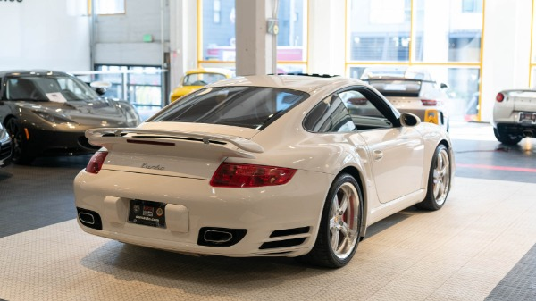 Used 2008 Porsche 911 Turbo | San Francisco, CA