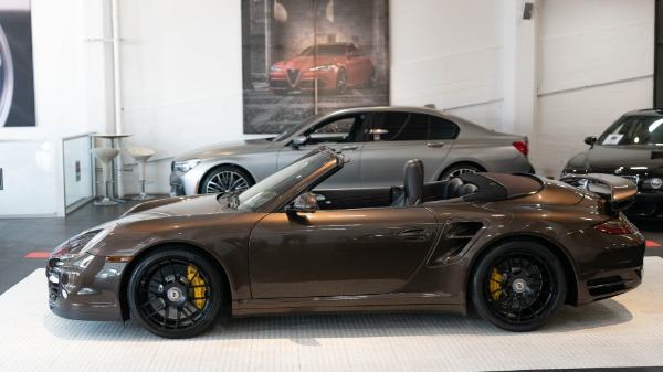 Used 2013 Porsche 911 Turbo S | San Francisco, CA