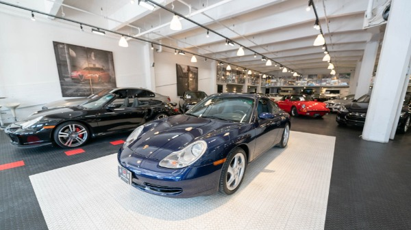 Used 2001 Porsche 911 Carrera 4 | San Francisco, CA