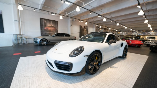 Used 2017 Porsche 911 Turbo S | San Francisco, CA