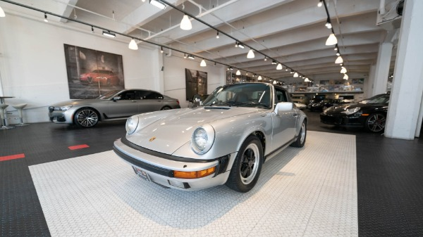 Used 1985 Porsche 911 Targa | San Francisco, CA