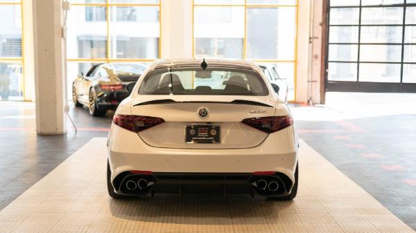 Used 2018 Alfa Romeo Giulia Quadrifoglio RWD | San Francisco, CA