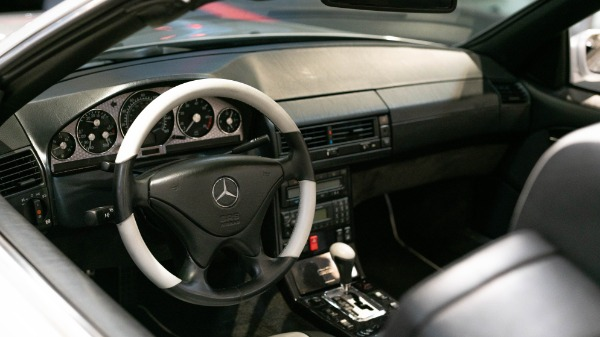 Used 2002 Mercedes-Benz SL-500 Silver Arrow | San Francisco, CA