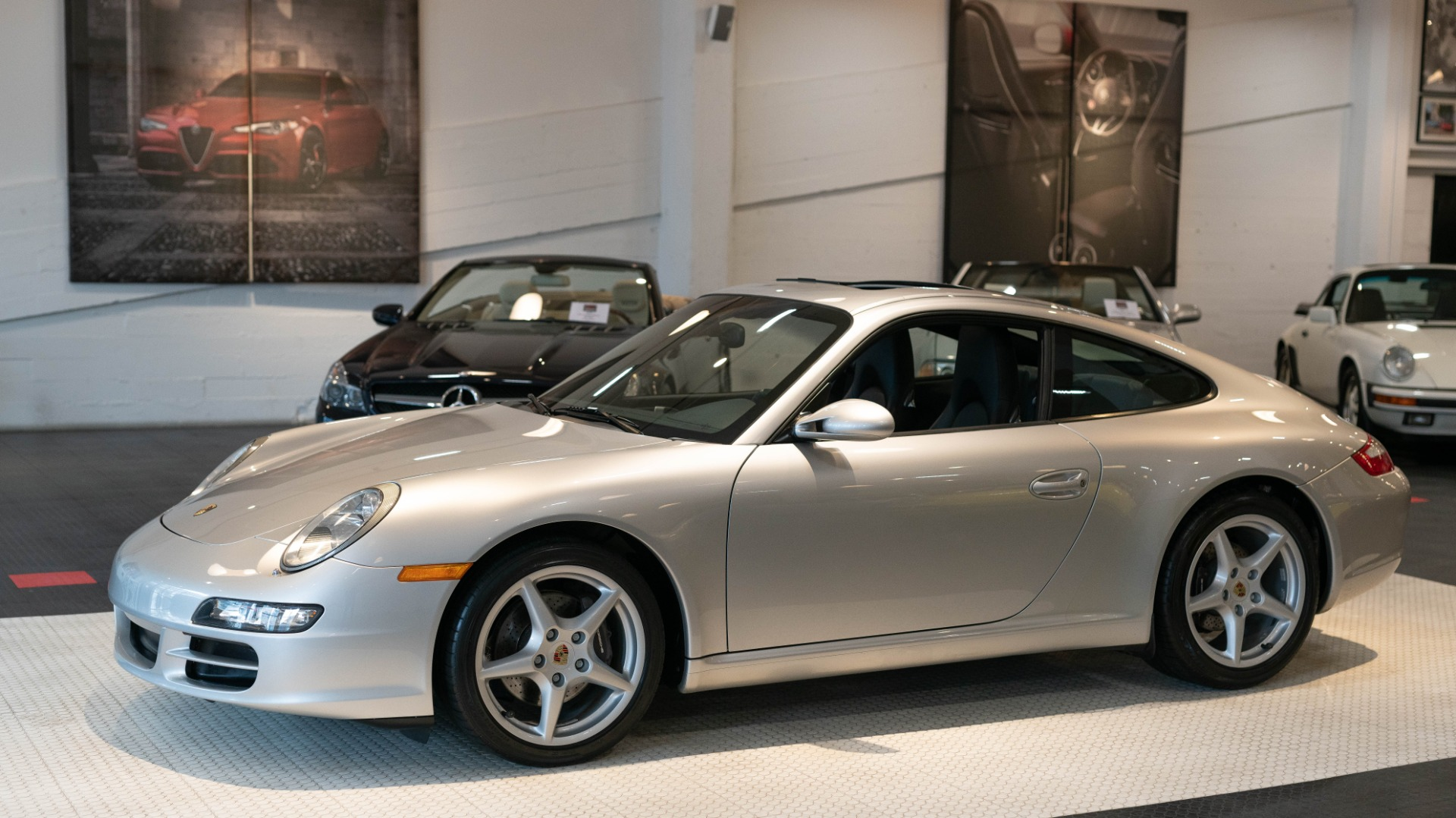 Used 2005 Porsche 911 Carrera | San Francisco, CA