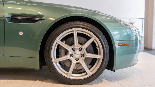 Used 2008 Aston Martin V8 Vantage Roadster | San Francisco, CA