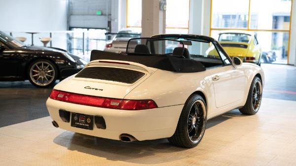 Used 1997 Porsche 911 Carrera | San Francisco, CA