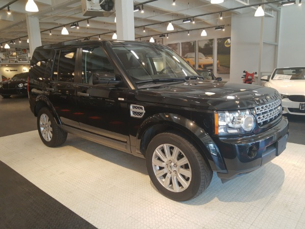 Used 2013 Land Rover LR4 HSE | San Francisco, CA