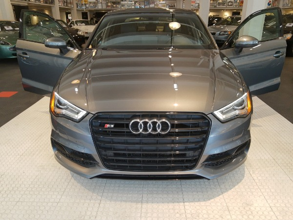 Used 2016 Audi S3 2.0T quattro Premium Plus | San Francisco, CA