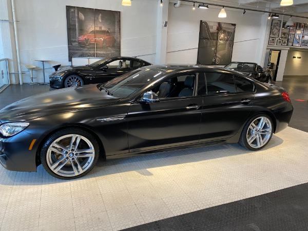 Used 2017 BMW 6 Series 640i Gran Coupe | San Francisco, CA