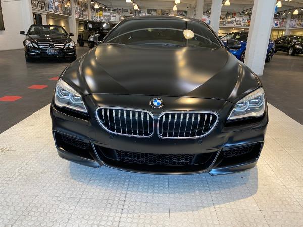 Used 2017 BMW 6 Series 640i Gran Coupe   San Francisco, CA