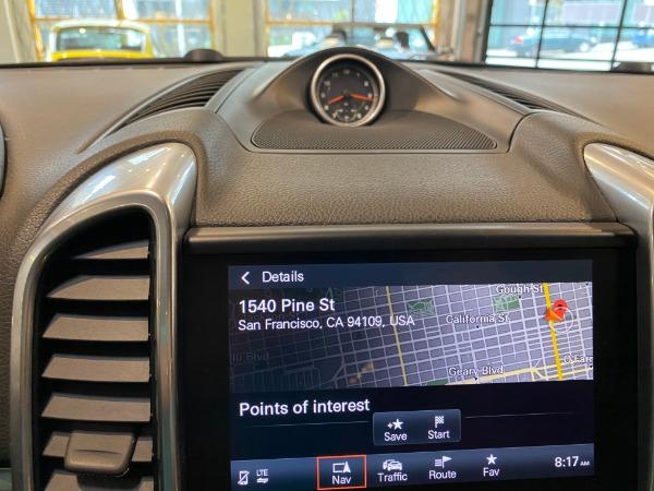 Used 2018 Porsche Cayenne S | San Francisco, CA