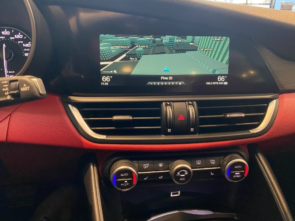 Used 2018 Alfa Romeo Giulia Ti | San Francisco, CA