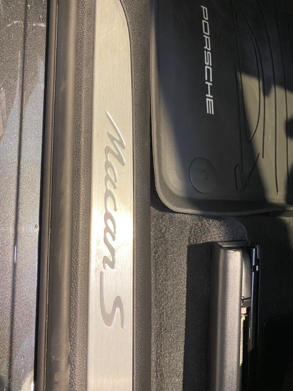Used 2020 Porsche Macan S AWD S | San Francisco, CA