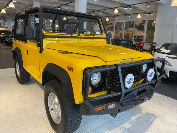 Used 1997 Land Rover Defender 90 Soft Top | San Francisco, CA
