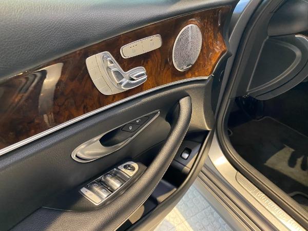 Used 2017 Mercedes-Benz E-Class E 400 4MATIC | San Francisco, CA