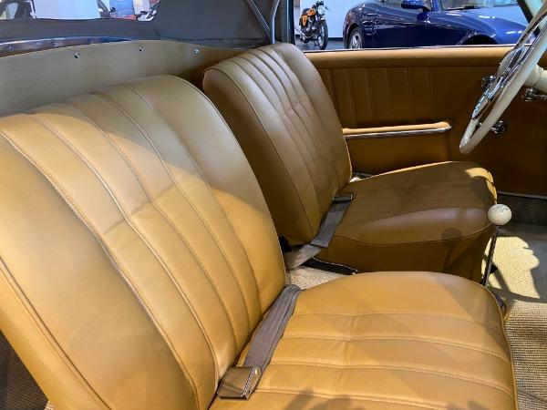 Used 1958 Mercedes Benz 190SL Convertible | San Francisco, CA