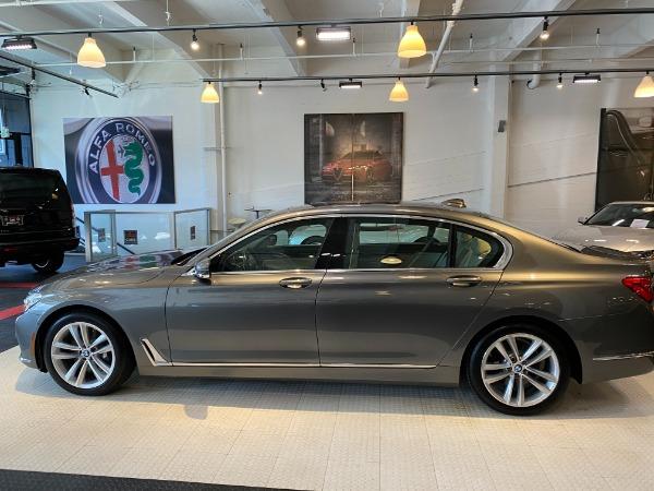 Used 2016 BMW 7 Series 750i xDrive   San Francisco, CA
