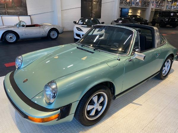 Used 1974 Porsche 911 S   San Francisco, CA