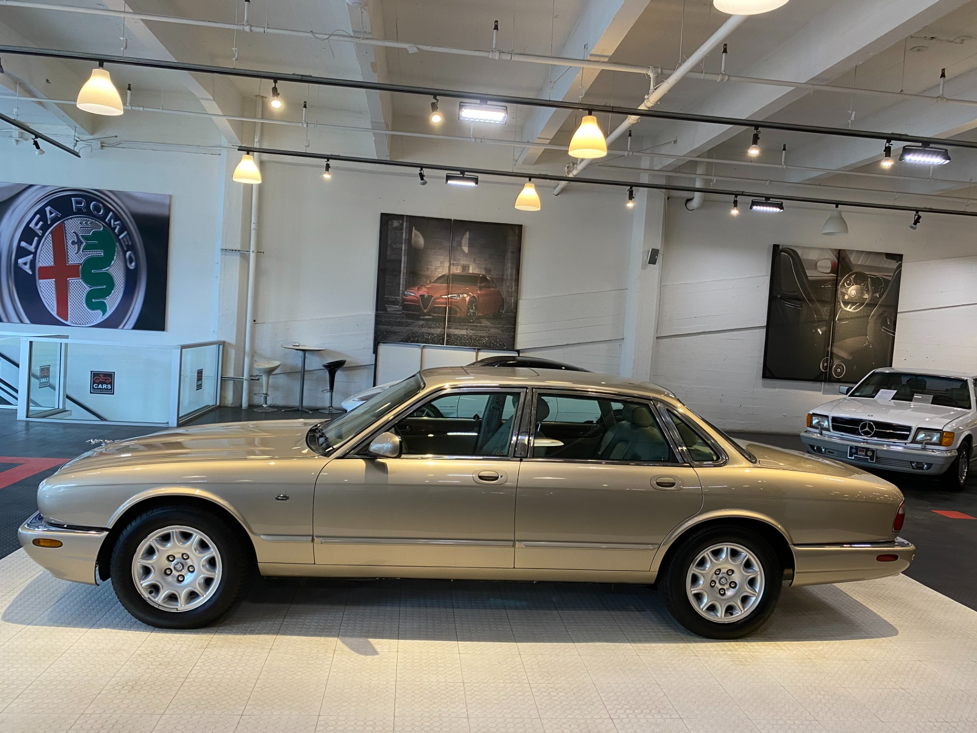 Used 2001 Jaguar XJ-Series XJ8 | San Francisco, CA