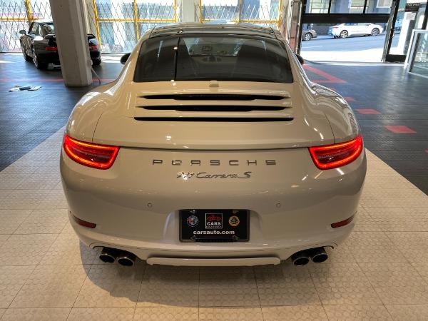 Used 2013 Porsche 911 Carrera S | San Francisco, CA