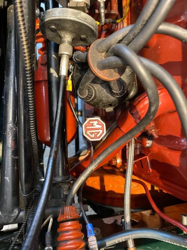 Used 1953 MG TD  | San Francisco, CA