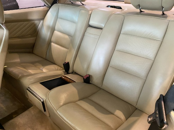 Used 1991 Mercedes-Benz 560-Class 560 SEC | San Francisco, CA