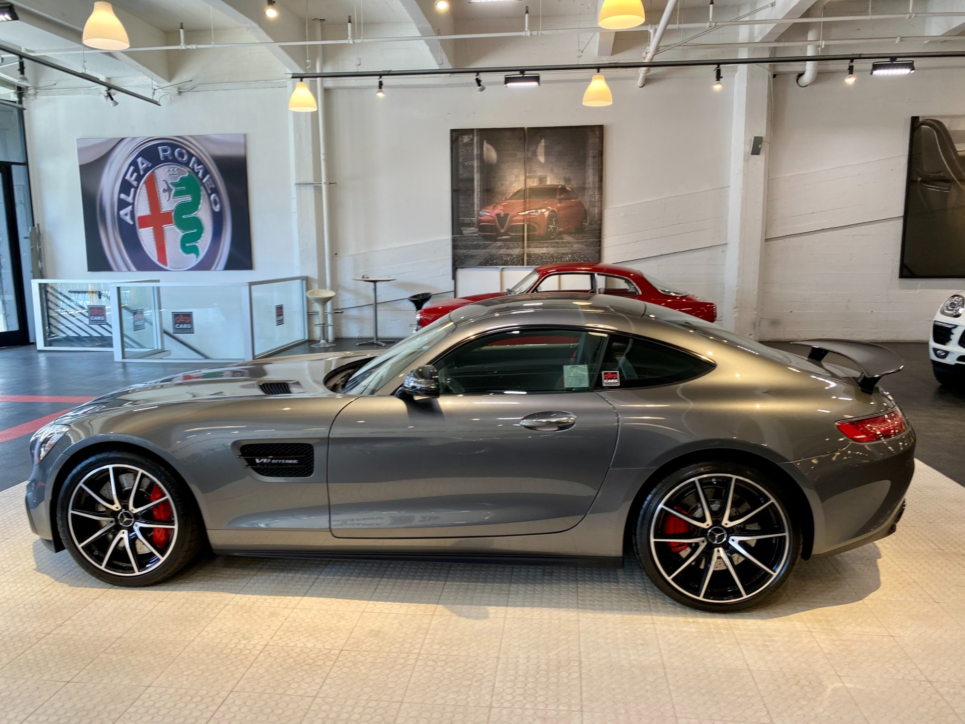 Used 2016 Mercedes-Benz AMG GT-S Edition One | San Francisco, CA
