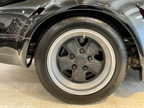 Used 1987 Porsche 911 Carrera Turbo | San Francisco, CA