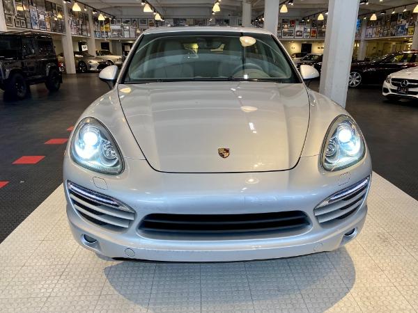 Used 2012 Porsche Cayenne Tiptronic   San Francisco, CA