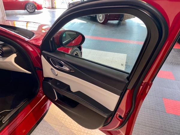 Used 2017 Alfa Romeo Giulia Quadrifoglio | San Francisco, CA