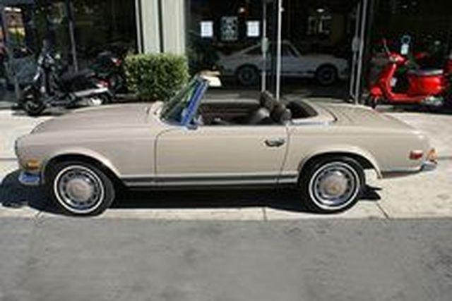 1969 Mercedes Benz 280sl Stock 80902 For Sale Near San