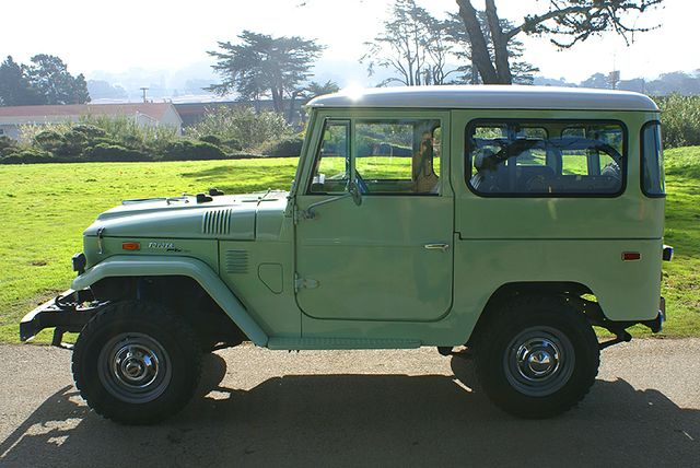 Used 1969 Toyota Land Cruiser FJ40 For Sale ($25,900 ...