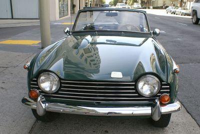 Used 1968 Triumph TR-250    San Francisco, CA