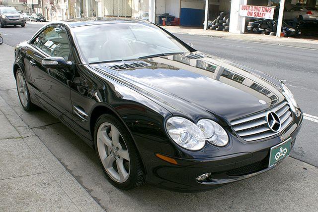 2004 mercedes benz sl600 stock 100101 for sale near san for Mercedes benz san francisco service