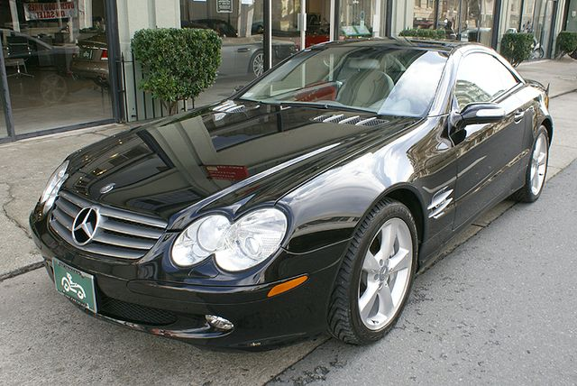 2004 mercedes benz sl600 stock 100101 for sale near san for Used mercedes benz sl600 for sale