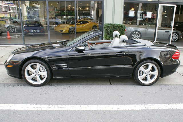 2004 Mercedes Benz Sl600 Stock 100101 For Sale Near San