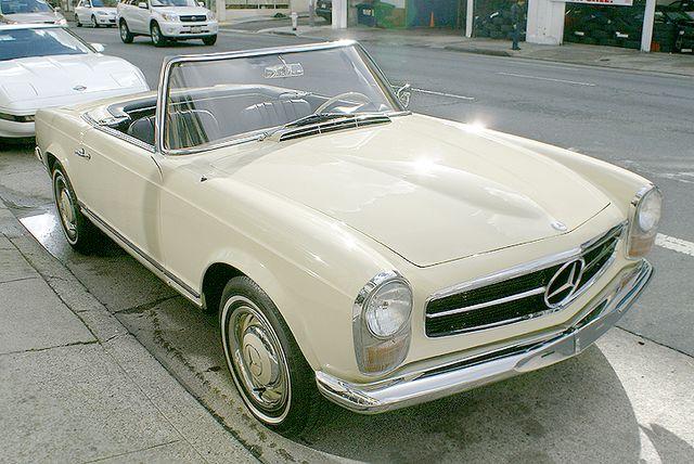 1965 mercedes benz 230sl stock 100104 for sale near san for Mercedes benz san francisco ca
