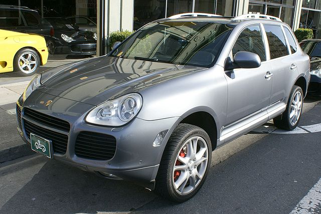 2004 porsche cayenne twin turbo stock 100202 for sale. Black Bedroom Furniture Sets. Home Design Ideas