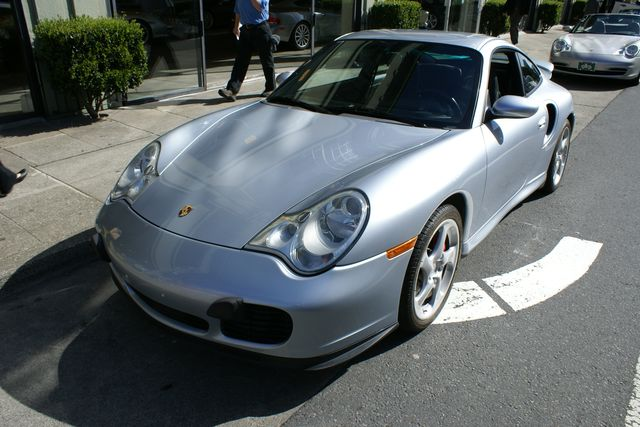 2001 porsche 911 twin turbo stock 100203 for sale near san francisco ca ca porsche dealer. Black Bedroom Furniture Sets. Home Design Ideas