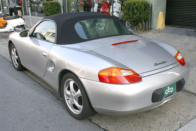 1998 porsche boxster stock 100205 for sale near san. Black Bedroom Furniture Sets. Home Design Ideas