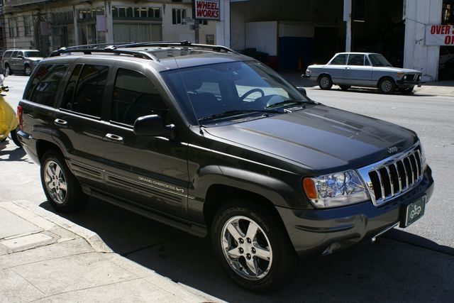 2004 Jeep Grand Cherokee - Overland Stock # 100304 for sale near San