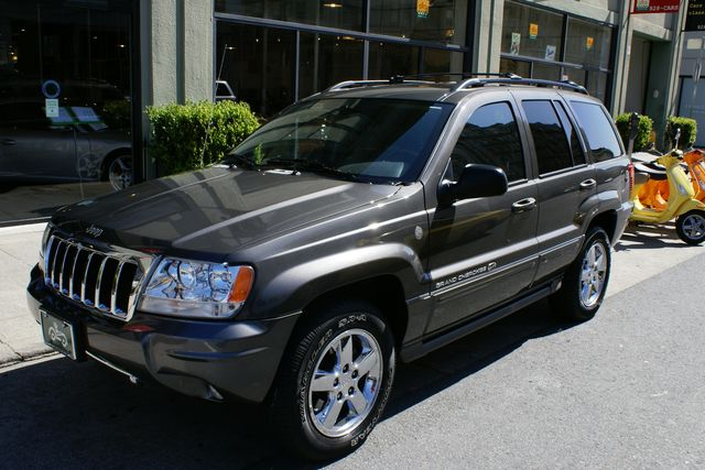 2004 jeep grand cherokee overland stock 100304 for sale near san francisco ca ca jeep dealer. Black Bedroom Furniture Sets. Home Design Ideas