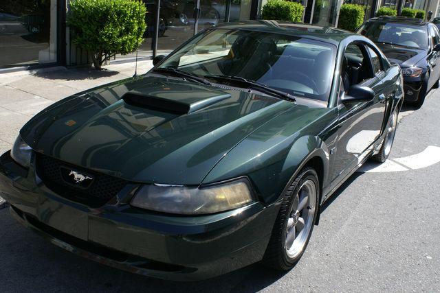 2001 ford mustang bullitt stock 100310 for sale near san francisco ca ca ford dealer. Black Bedroom Furniture Sets. Home Design Ideas