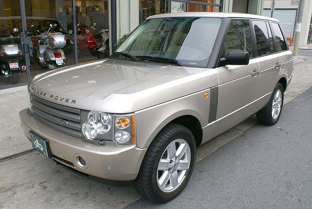 2003 land rover range rover hse stock m081106 for sale near san francisco ca ca land rover. Black Bedroom Furniture Sets. Home Design Ideas